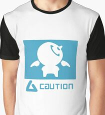 Caution Graphic T-Shirt