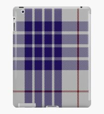 00471 Buchanan Dress Blue Dance Tartan  iPad Case/Skin