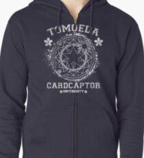 Tomoeda Cardcaptor University Zipped Hoodie