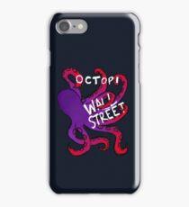 Octopi Wall Street iPhone Case/Skin