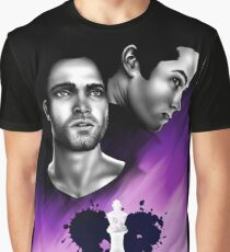Sterek BlackHeart Graphic T-Shirt