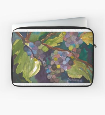 Colors on the Vine Laptop Sleeve