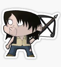 TWD Daryl Dixon chibi Sticker