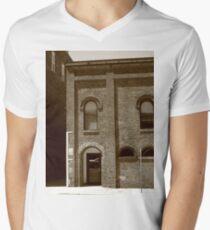 Burlington, North Carolina - Arches and Alley T-Shirt