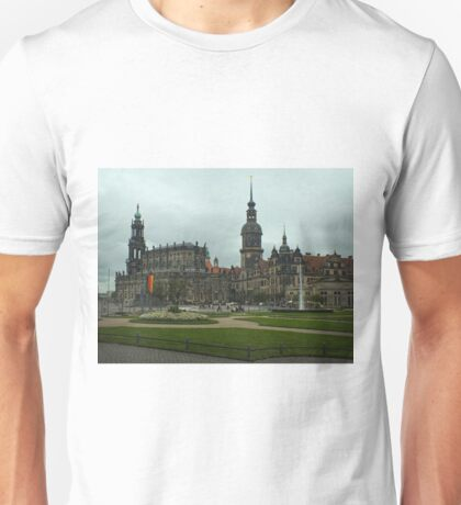 The Old City ~ Dresden, Germany T-Shirt