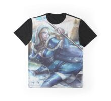 crystal maiden Graphic T-Shirt