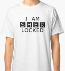 Sherlocked Classic T-Shirt