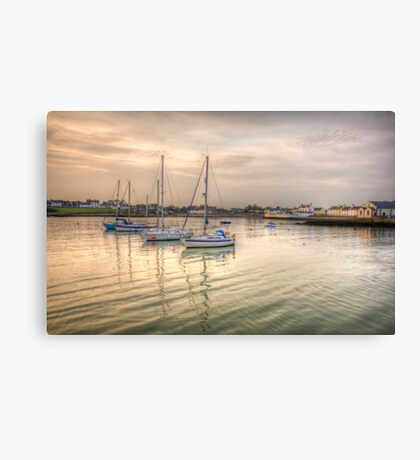 Isle of Whithorn Canvas Print