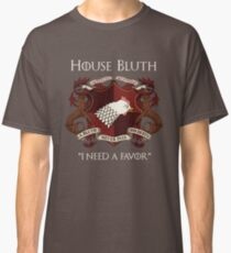 House Bluth Family Seal Classic T-Shirt