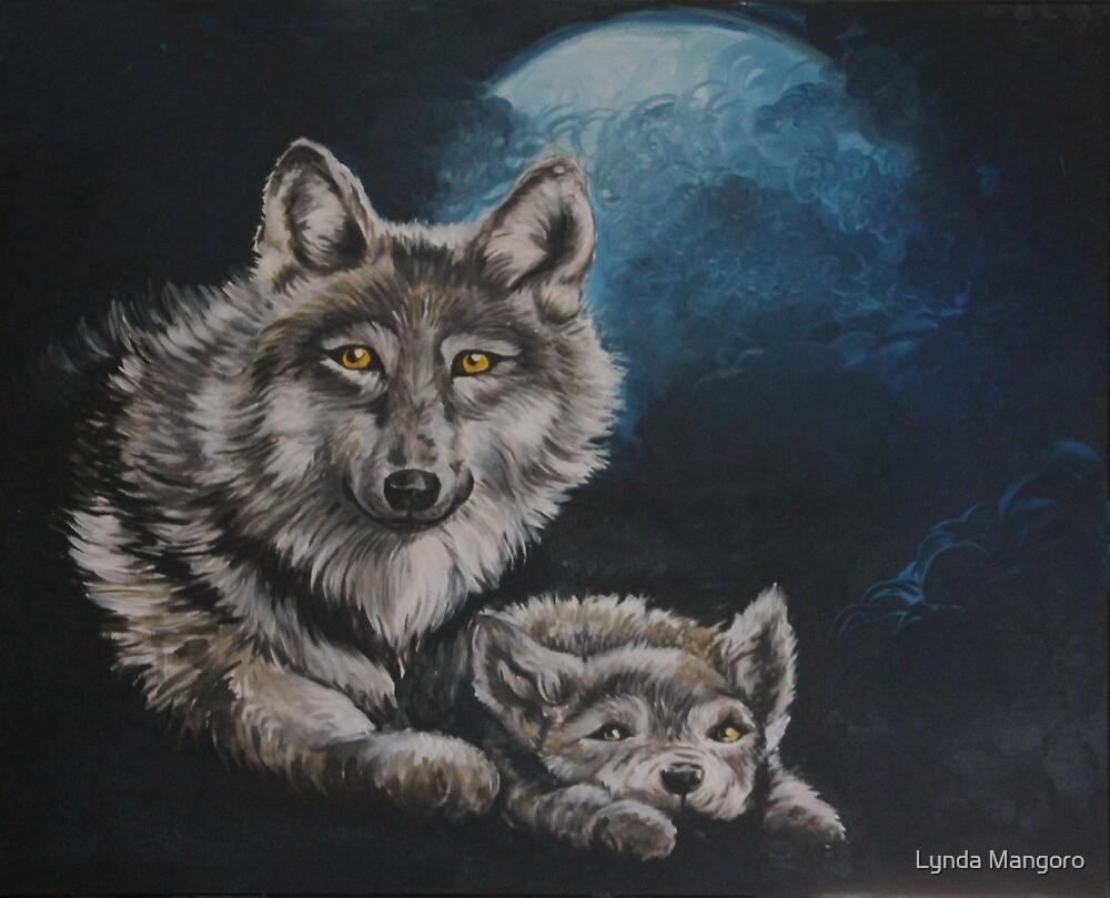 Wolf - Spirit Animal Art