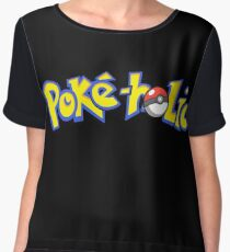 Pokemon Women's Chiffon Top