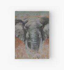 Elephant - Spirit Animal Art Hardcover Journal