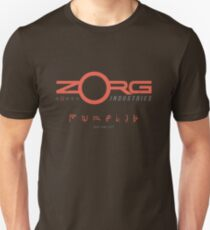Zorg Industries (aged look) T-Shirt
