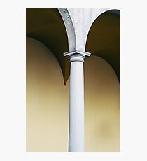 Architectural Arch Photographic Print