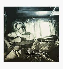 Gypsy Jenni Photographic Print
