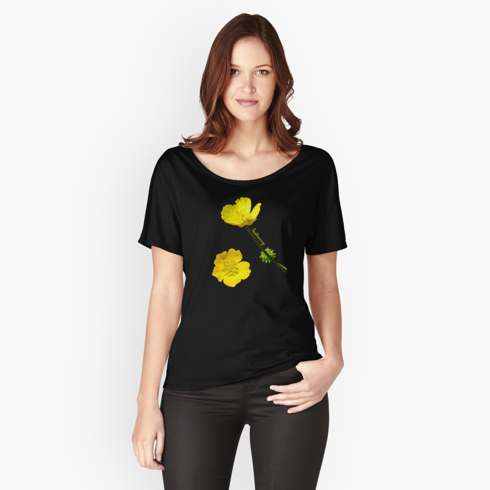 Buttercup Relaxed Fit T-Shirt