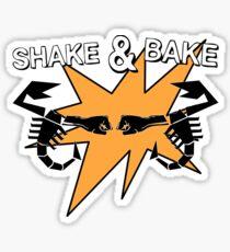 Abarth Shake & Bake Scorpion Sticker