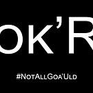 Not All Goa'Uld by Nana Leonti