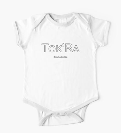 Not All Goa'Uld Kids Clothes