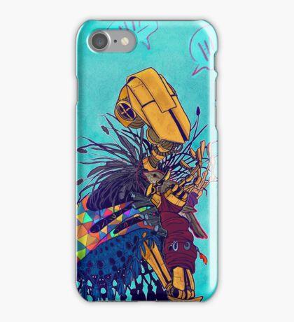 guardian of songbirds iPhone Case/Skin