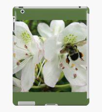 Pollen Packing Bumble Bee iPad Case/Skin