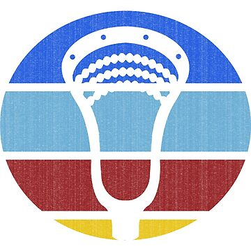 Lacrosse TeePee Fade by YouGotThat