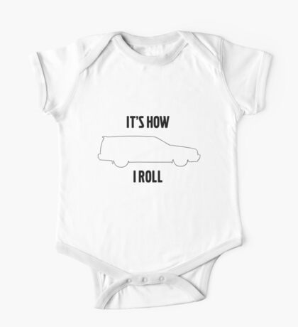 It's how I roll 850 wagon One Piece - Short Sleeve