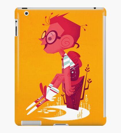 Happy Camper iPad Case/Skin