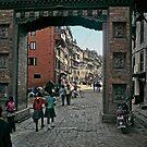 Thamel Gateway Arch by V1mage