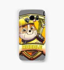 Rubble Samsung Galaxy Case/Skin