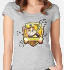 Rubble Women's Fitted Scoop T-Shirt