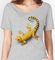 Yellow Gecko bringing Success Women's Relaxed Fit T-Shirt