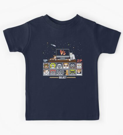 Internet Cat Fight Kids Clothes