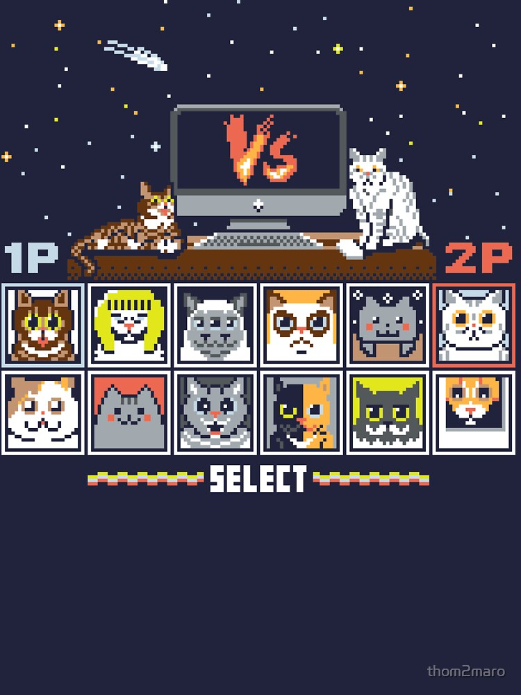 Internet Cat Fight by thom2maro