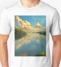 Volga Landscape T-Shirt