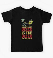 Krusty Krab Pizza - Spongebob Kids Clothes