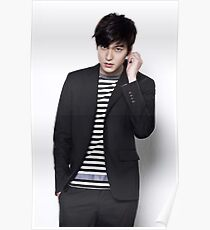 Handsome Lee Min Ho 3 Poster