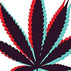 Marijuana Leaf 4 by ldeitch