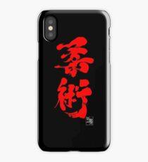Jiu Jitsu - Blood Red Edition iPhone Case/Skin