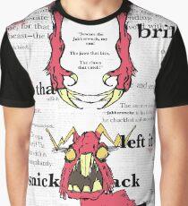 JABBER Series - JABBERWOCKY Graphic T-Shirt