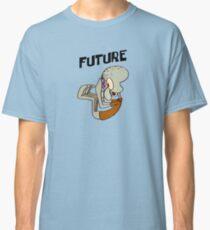 Future Squidward - Spongebob Classic T-Shirt
