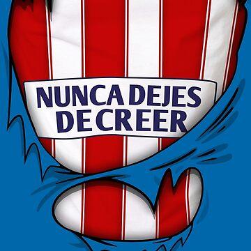Atleti - Nunca Dejes De Creer, Volveremos by MundoAtleti
