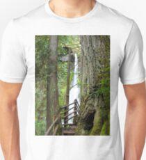 The Reward of the Climb Unisex T-Shirt