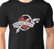 Marianas Trench Heart Logo Unisex T-Shirt
