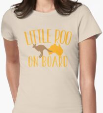 Little roo on Board (Australian pregnancy meternity design) T-Shirt