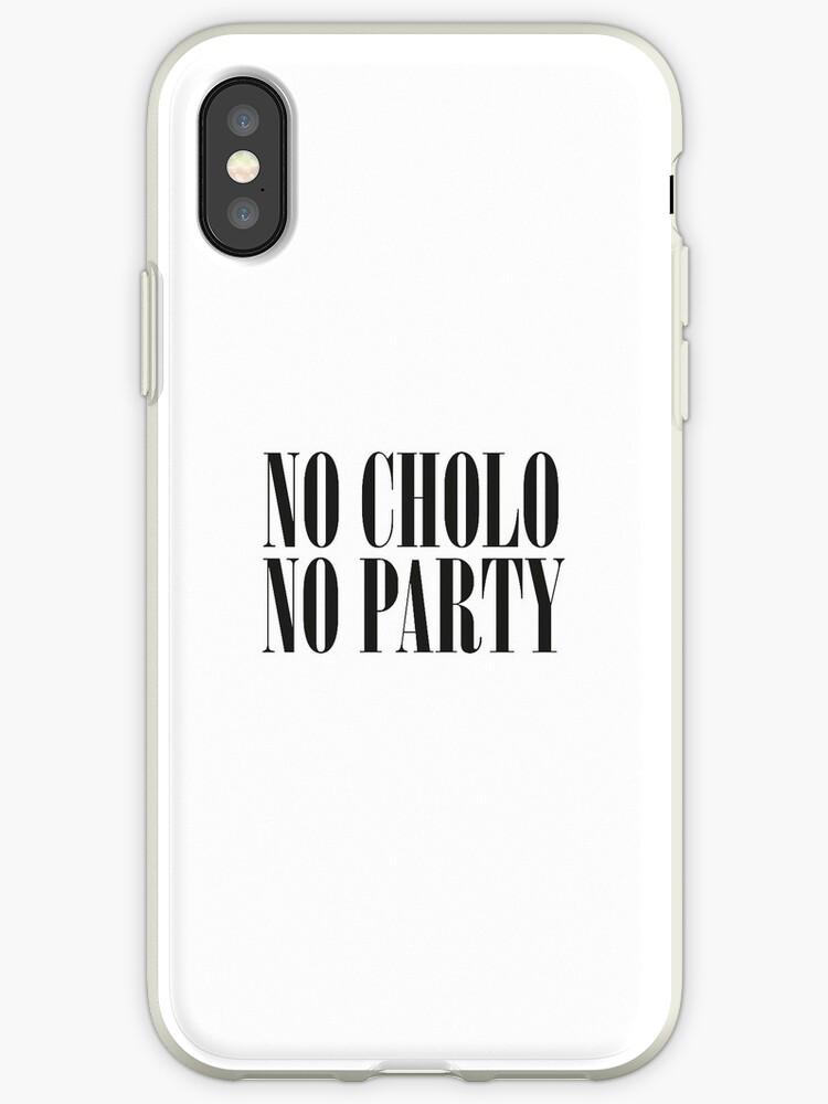 No Cholo, No Party by MundoAtleti