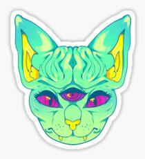 Tout voir Sphynx: B Sticker