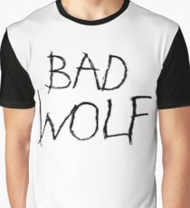 Bad Wolf Graphic T-Shirt
