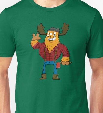 Lumberjack Monster T-Shirt