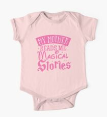 My mother reads me magical stories One Piece - Short Sleeve